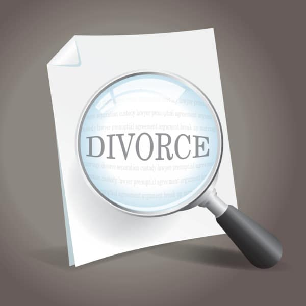 Examining the effects of divorce on retirement plans