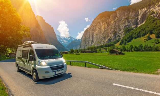The Ultimate Guide to Renting a Campervan or Small RV