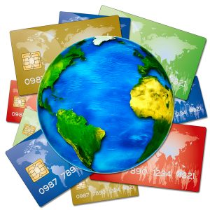 use credit card rewards to travel the world