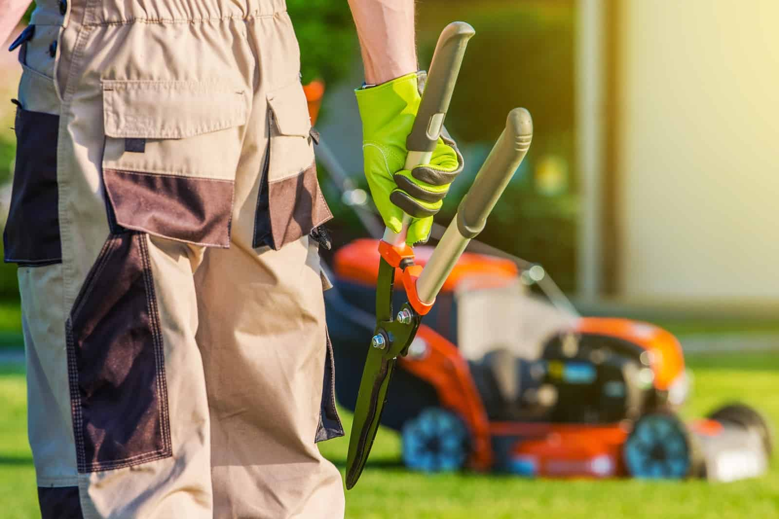 landscaping as a retirement business