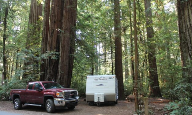 A Cost/Benefit Analysis of the RV Lifestyle
