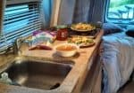 Living Efficiently in a Small RV
