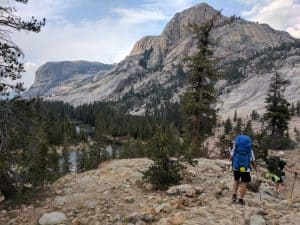 Yosemite Glen Aulin