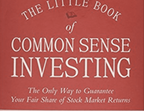 DIY Investing Resource #2: The Little Book of Common Sense Investing