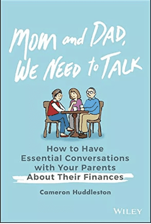 Mom and Dad, We Need to Talk (Book Cover)