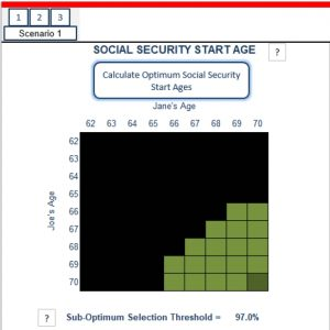 Social Security Start Age