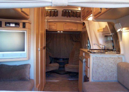 Choosing A  pact Rv Or C er For Retirement Travel on 6x6 bathroom floor plan