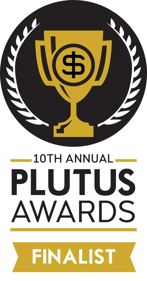 10th Annual Plutus Awards Finalist