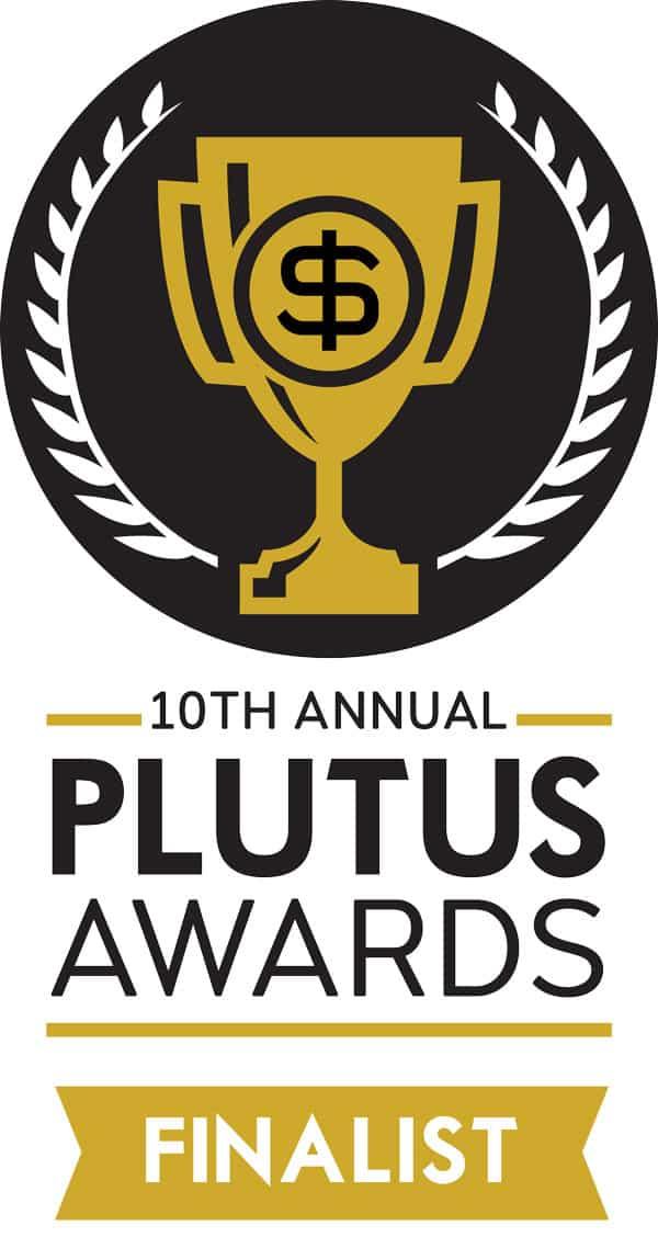 10th Annual Plutus Awards Finalist